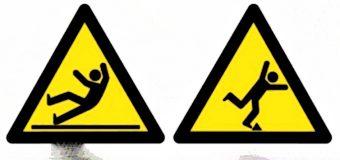 Attenzione, pericolo cadute, soprattutto in casa: vittima un over 65 su 10