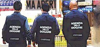 Napoli, sequestrate a Capodichino 3.700 compresse di farmaci illegali