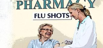 Survey inglese su vaccinazione antiflu in farmacia: soddisfatto il 90% dei pazienti