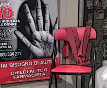 No alla violenza sulle donne, a Rovigo scendono in campo anche le farmacie
