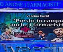 """Mandelli a Porta a Porta: """"Vaccinazioni, farmacie e farmacisti indispensabili"""""""