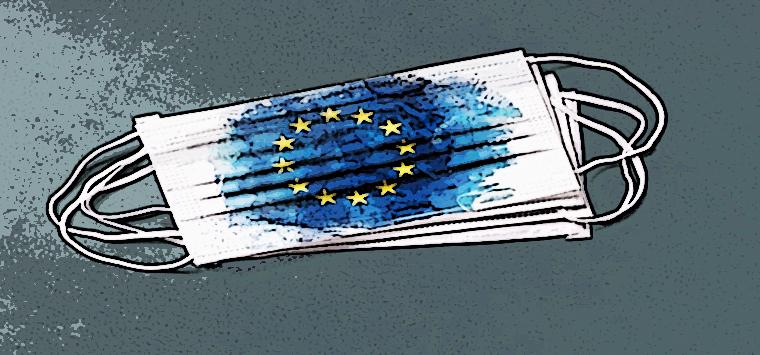 Survey Euronews, europei scontenti della gestione della pandemia da parte della Ue