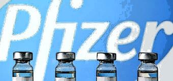 Campagna vaccinale, in arrivo oggi un milione di dosi del vaccino Pfizer