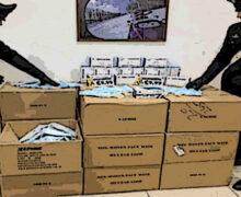 Nas, ancora sequestri di mascherine irregolari, a Catania requisito olio di CBD non conforme