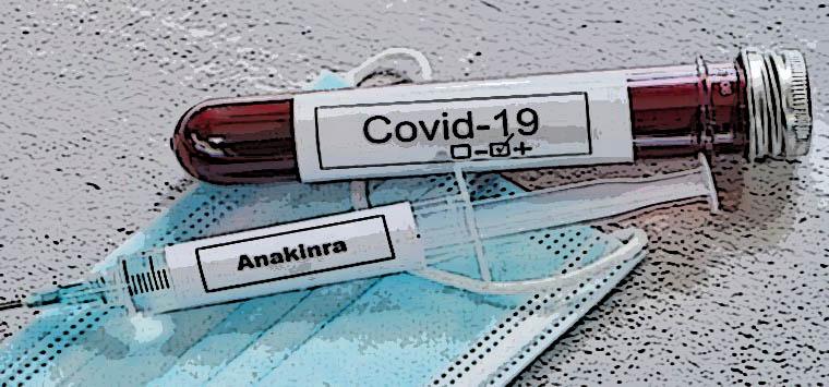 Studio su anakinra, l'antinfiammatorio che potrebbe ridurre morti e ricoveri da Covid
