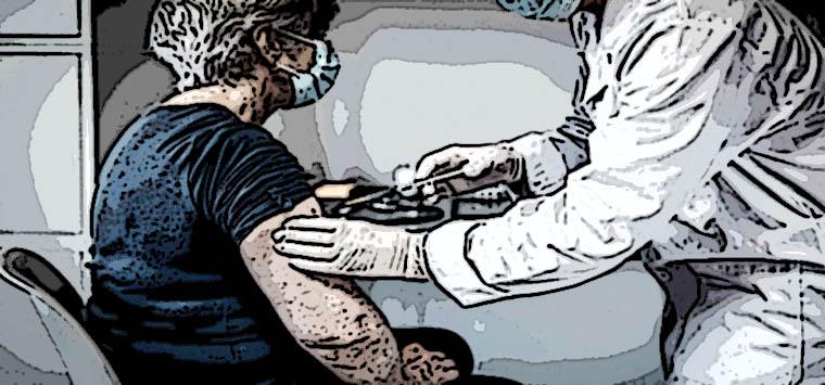 Ministero, via a terza dose vaccino per over 80, ospiti Rsa e professionisti sanitari