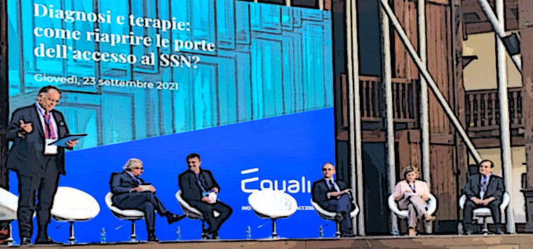 Convegno Egualia – Cittadinanzattiva, cronici e accesso a cure: 'Troppe disuguaglianze'