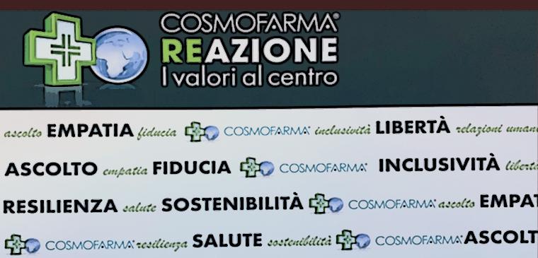 Cosmofarma, riconoscimenti per il ruolo di farmacie e farmacisti nell'emergenza Covid